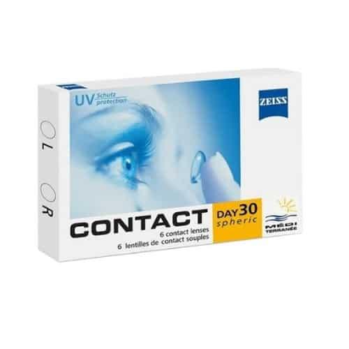 Contact Day 30 (Yüksek dioptri)