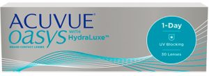 Acuvue Oasys 1 Day HydraLuxe