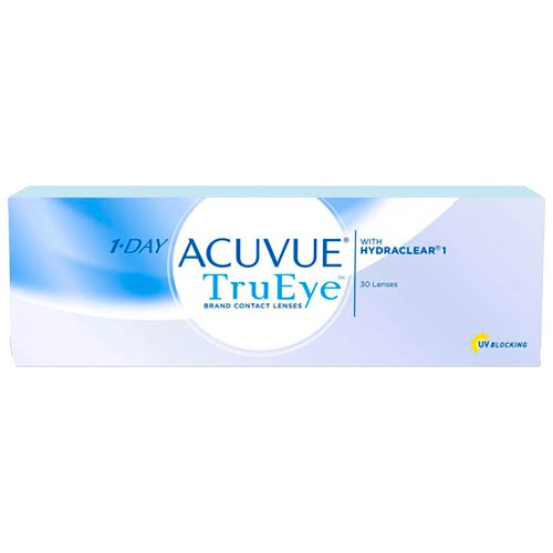 1 Day Acuvue Trueye 30 lu kutu, günlük lens fiyatı, trueye lens fiyatı, acuvue günlük lens fiyatı