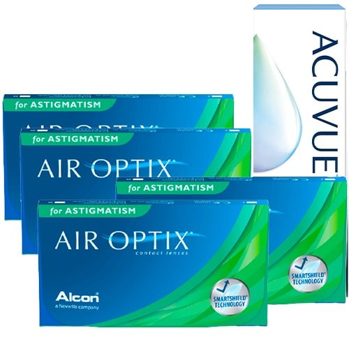 air optix for astigmatism 4 kutu kampanya