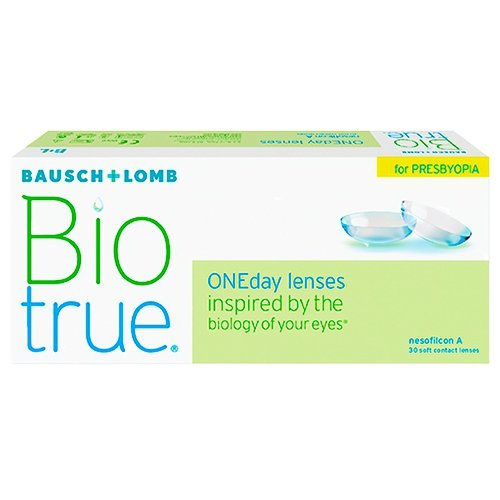Biotrue One Day Lens
