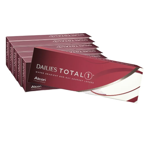Dailies Total 1 Day 6 kutu,lens fiyatıo Dailies total one lens fiyatı. günlük kampanyalı lens fiyatı