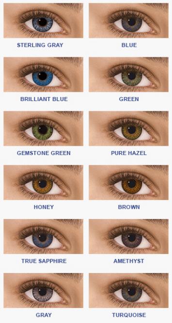 Freshlook Lens Renk Katalog
