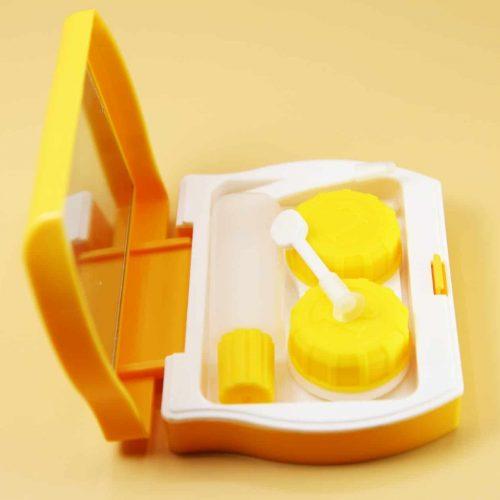Lens Kabı Sarı