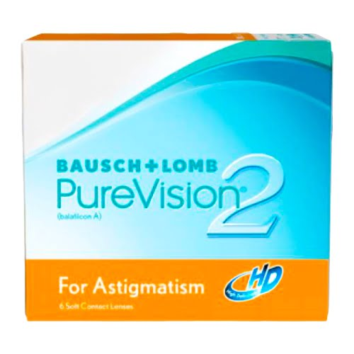 Purevision 2 hd for Astigmatism, astigmatlı lens fiyatı