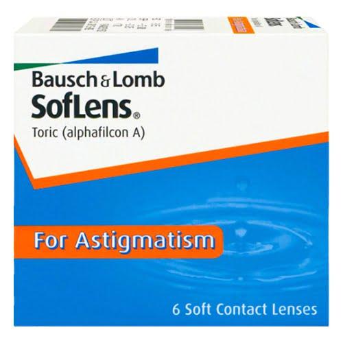 SofLens for Astigmatism (soflens toric), astigmatlı lens fiyatı