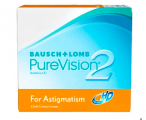 Puruvision 2 hd for Astigmatism
