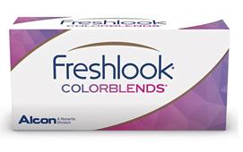 freshlook renkli lens