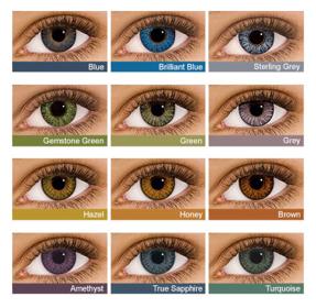 air optix colors renkli lens