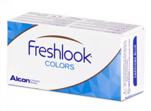 freshlook colors haresiz numaralı