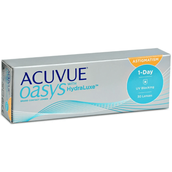 acuvue-oasys-1-day-for-astigmatism günlük lens fiyatı